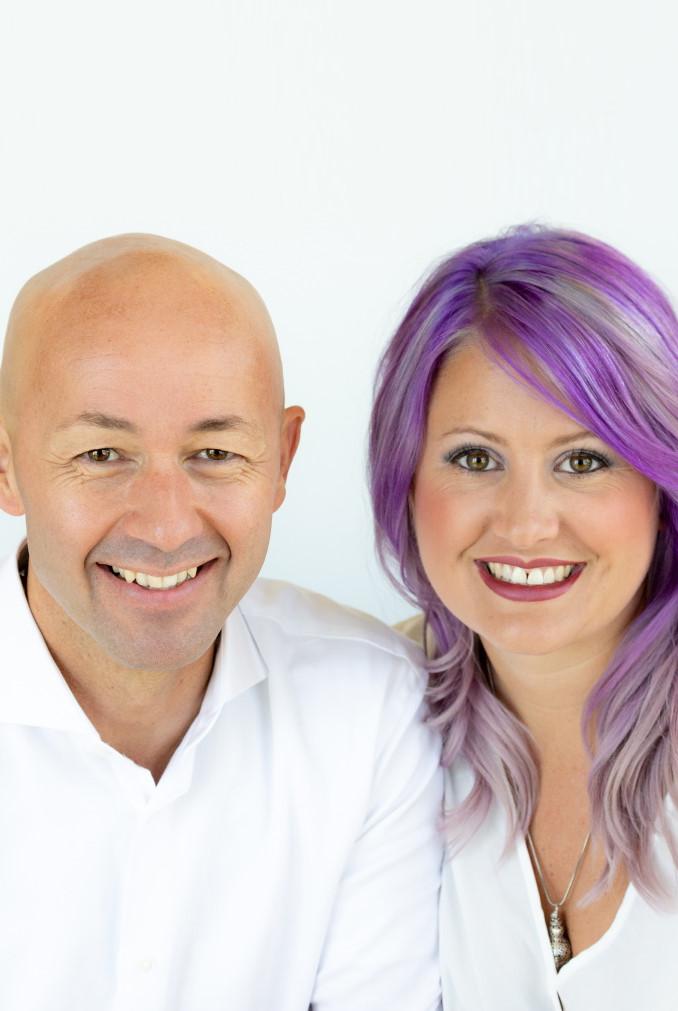 Andre and Mara Simoneau
